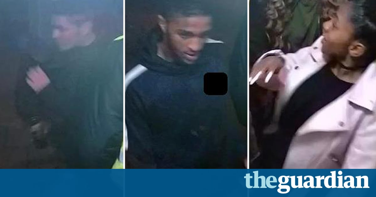 b54e88e97ae dailymail.co.uk Three people wanted by police over Croydon asylum seeker  attack