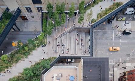 The High Line, New York.