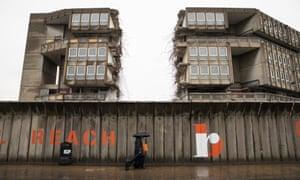 Demolished: Robin Hood Gardens, London