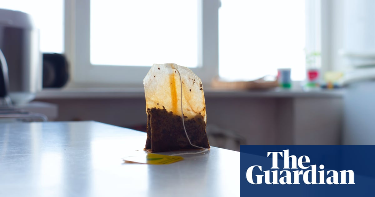 Love is turning a blind eye to squashed tea bags that don't make it to the bin | Grace Dent