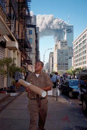 September 11th, New York, NY 2001 by Melanie Einzig.