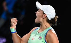 Australian Open, Ash Barty