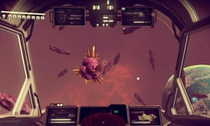 Some gamers have been furious about the lack of direction in No Man's Sky.