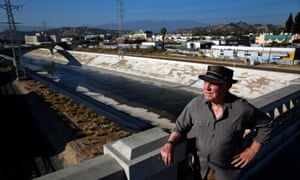 """""""Everything we've ever done with the river has been driven by the community that lives around it"""" ... Poet and activist Lewis MacAdams."""