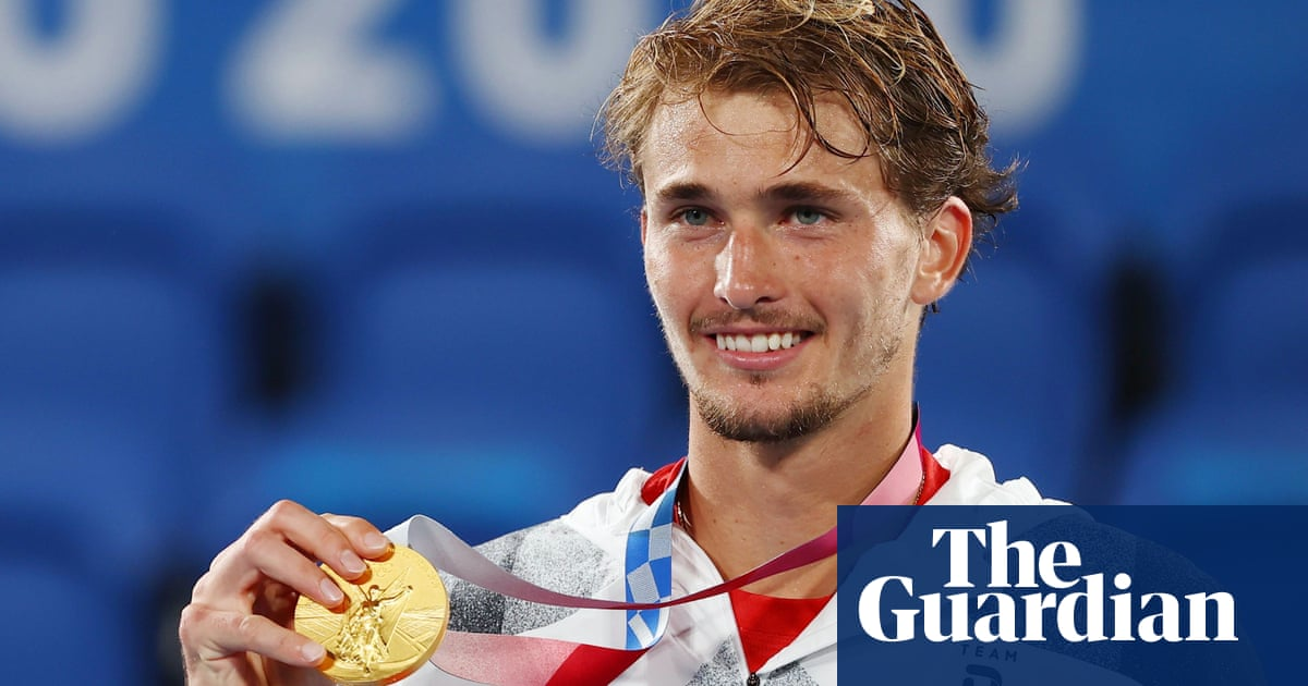 Alexander Zverev secures historic Olympic tennis title for Germany