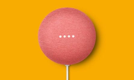 google nest mini speaker