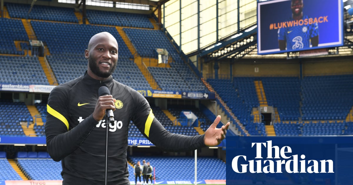 Romelu Lukaku vows to live up to £97.5m transfer fee at Chelsea