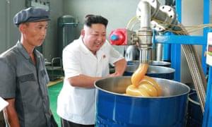 'Kim Jong-un is no joke'
