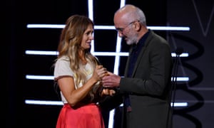Kasey Chambers and Paul Kelly