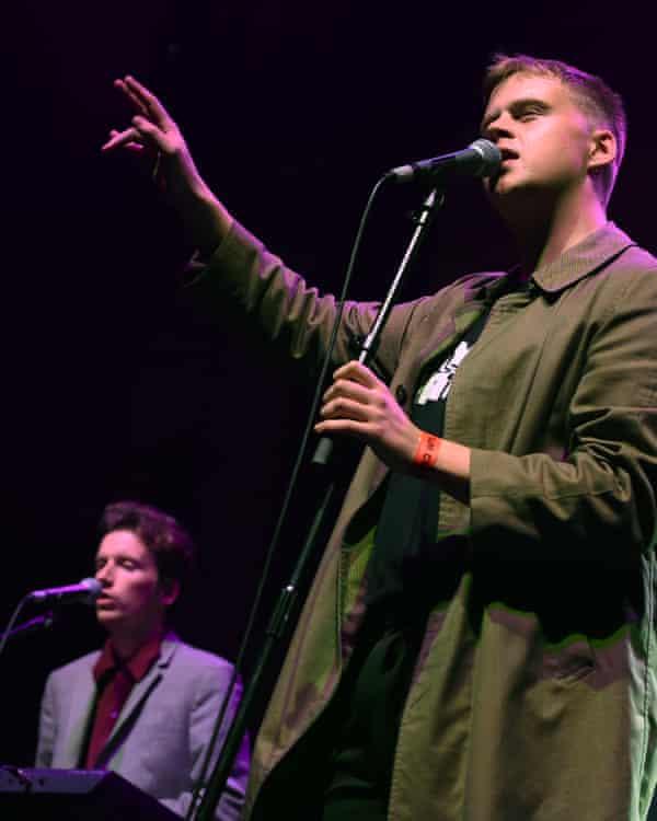The Rhythm Method at Albert Hall, Manchester.