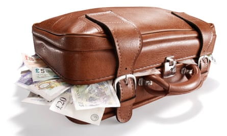 Despite the technological revolution the old-fashioned, and often quickest way, of sending money abroad is to take it yourself.