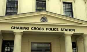 The inquiry originally centred on claims an officer had sex with a civilian at Charing Cross police station.