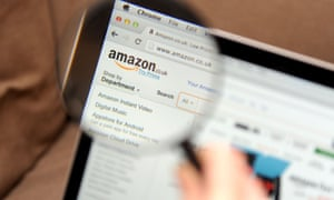 Amazon under scrutiny … 97% of those in a Which? survey said they used reviews when deciding what to buy.
