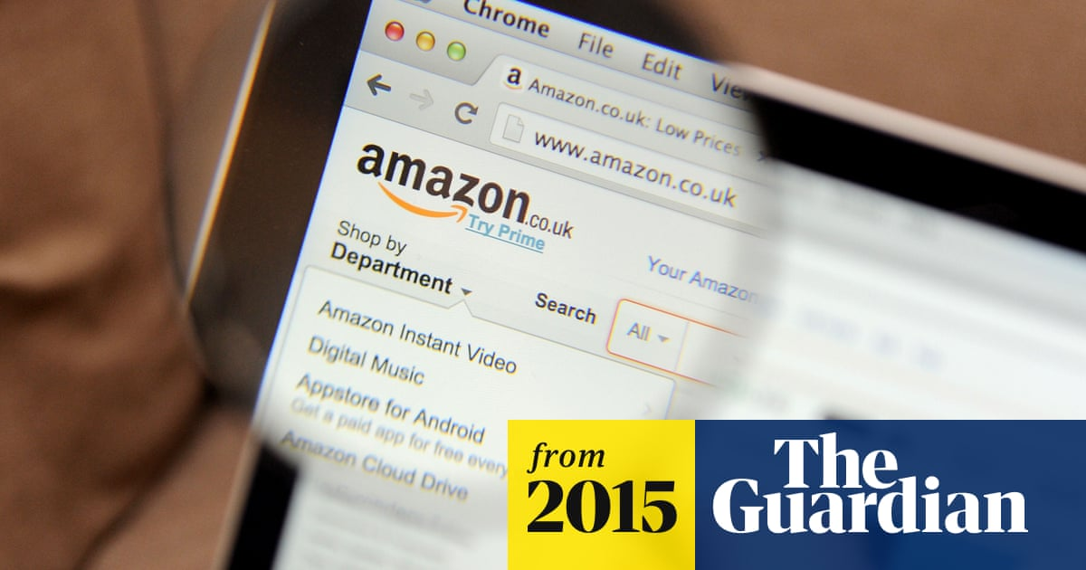 Amazon sues 1,000 'fake reviewers' | Technology | The Guardian
