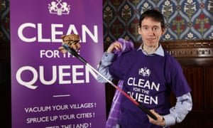Environment minister Rory Stewart.