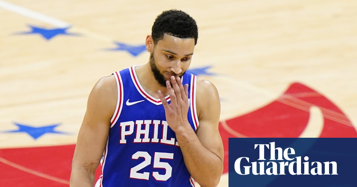 'Erase those memories': Ben Simmons urged not to quit Boomers Olympics tilt