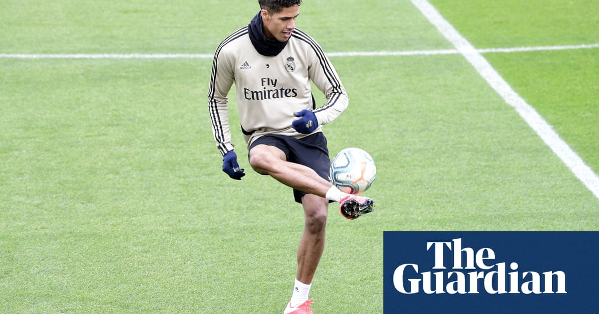 Raphaël Varane ruled out of Liverpool game after positive Covid test