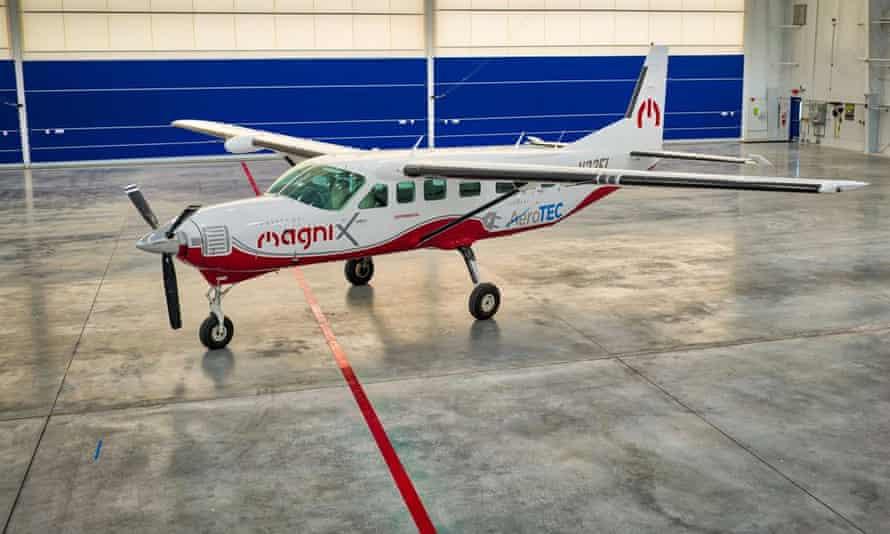 A Cessna Caravan