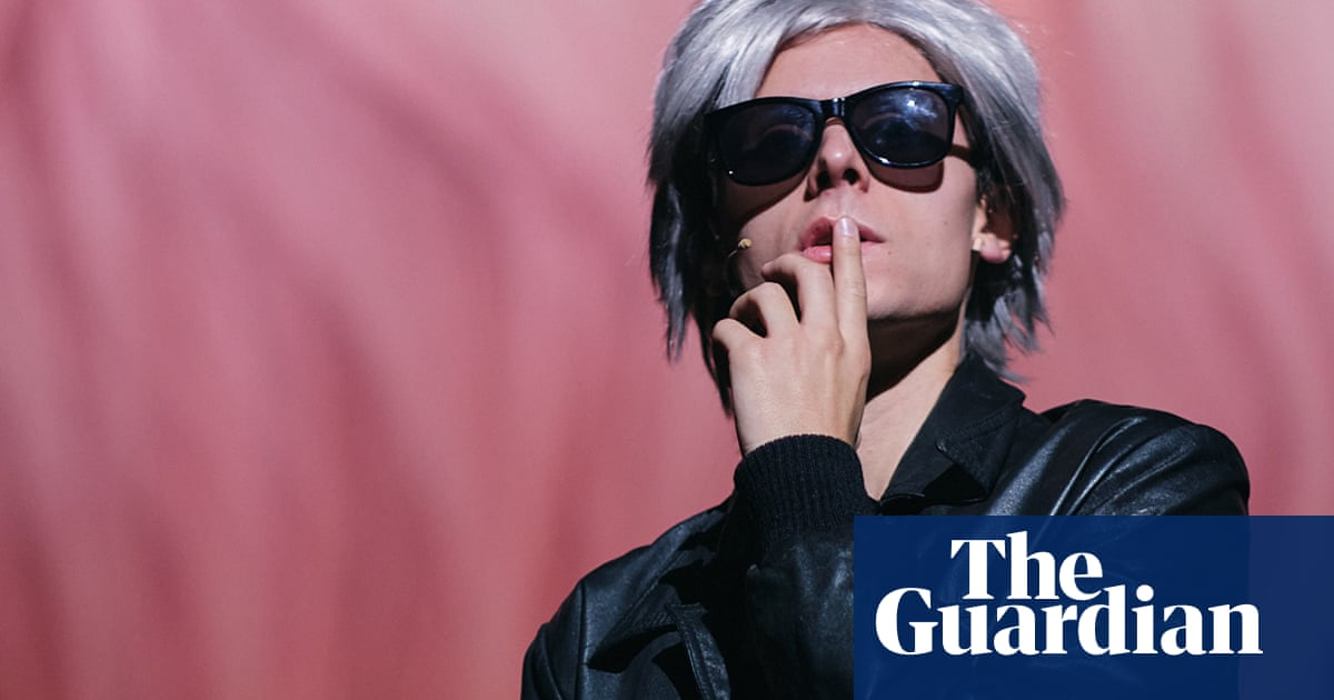 'He was easy to spot!' Gus Van Sant on spying Andy Warhol – and his musical about him