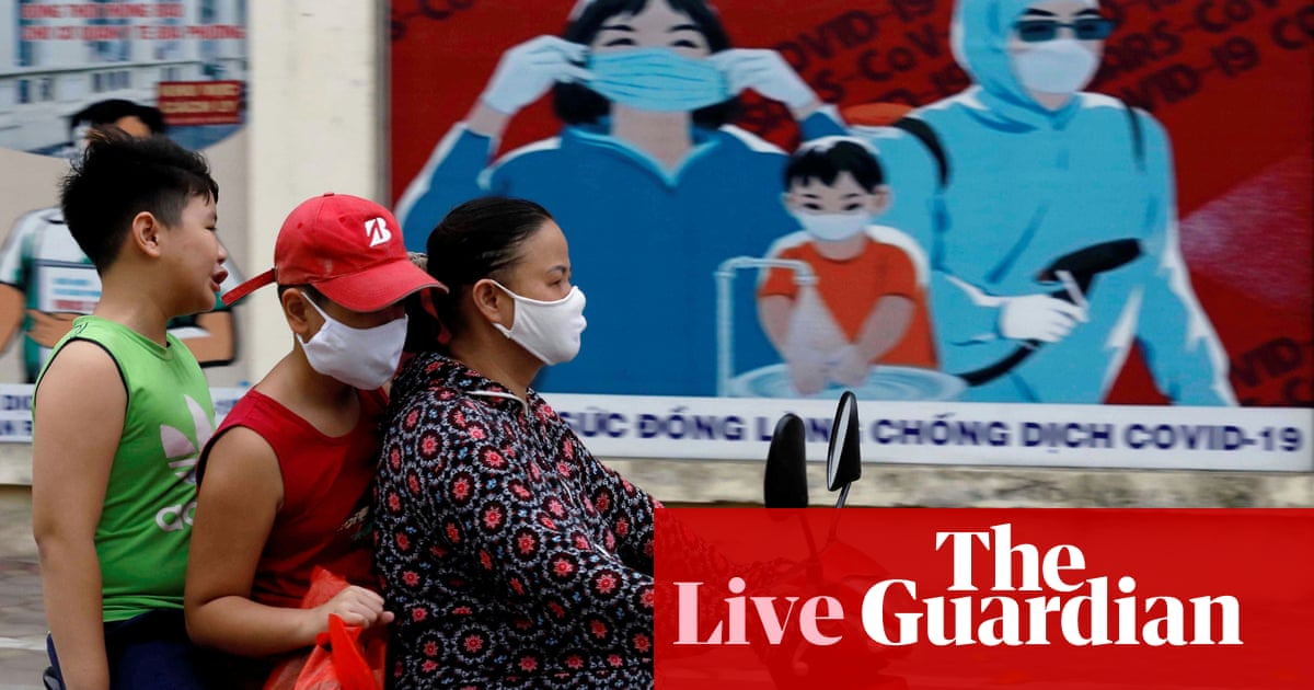 Coronavirus live news: US may begin vaccinations before Christmas; Vietnam sees first case in three months