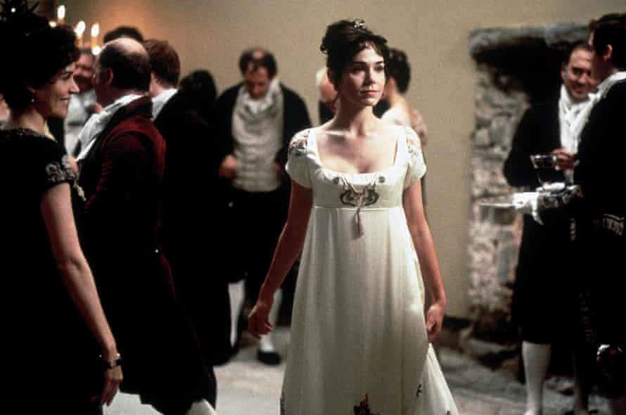 Frances O'Connor as Fanny Price in Mansfield Park (1999).