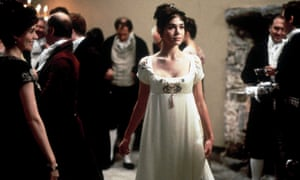 Frances O'Connor as Fanny in the 1999 film adaptation of Austen's novel.