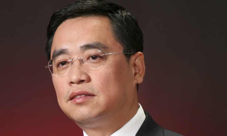 The HNA co-founder Wang Jian
