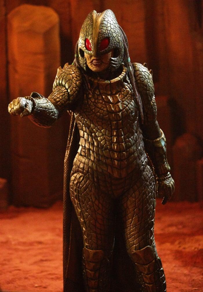 Doctor Who recap: series 36, episode nine – Empress of Mars