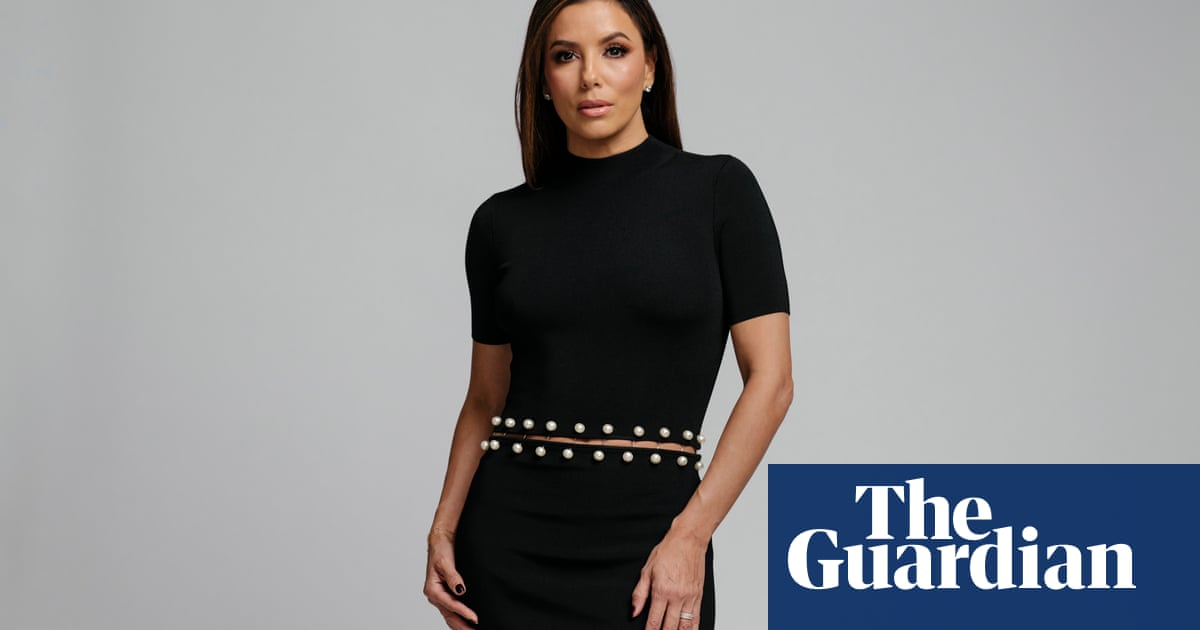 'It's a scary time for Latinos': how Eva Longoria took the fight to Trump – and became a major director