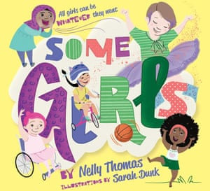 Cover of Some Girls by Nelly Thomas.