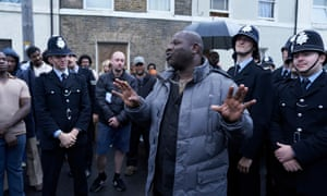 On course … Steve McQueen is making Small Axe, a period drama about black British history.