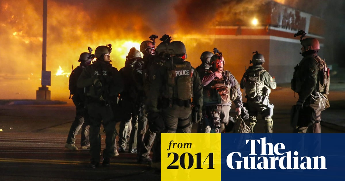 Ferguson decision: the key documents from the grand jury's