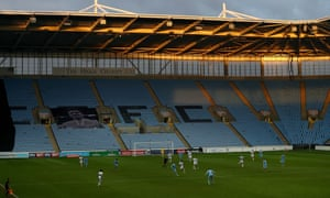 Coventry City have responded to the EFL's statement, saying that they want to agree an extended stay at the Ricoh Arena.