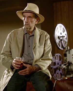 Harry Dean Stanton in Alien Autopsy, 2006