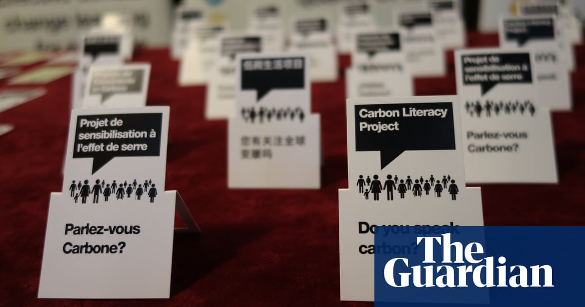 From Corrie to car ads, carbon literacy training pushes climate to the fore