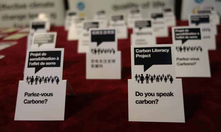 Carbon Literacy Project