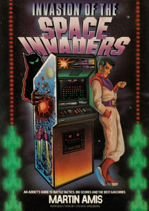 Invasion of the Space Invaders by Martin Amis cover