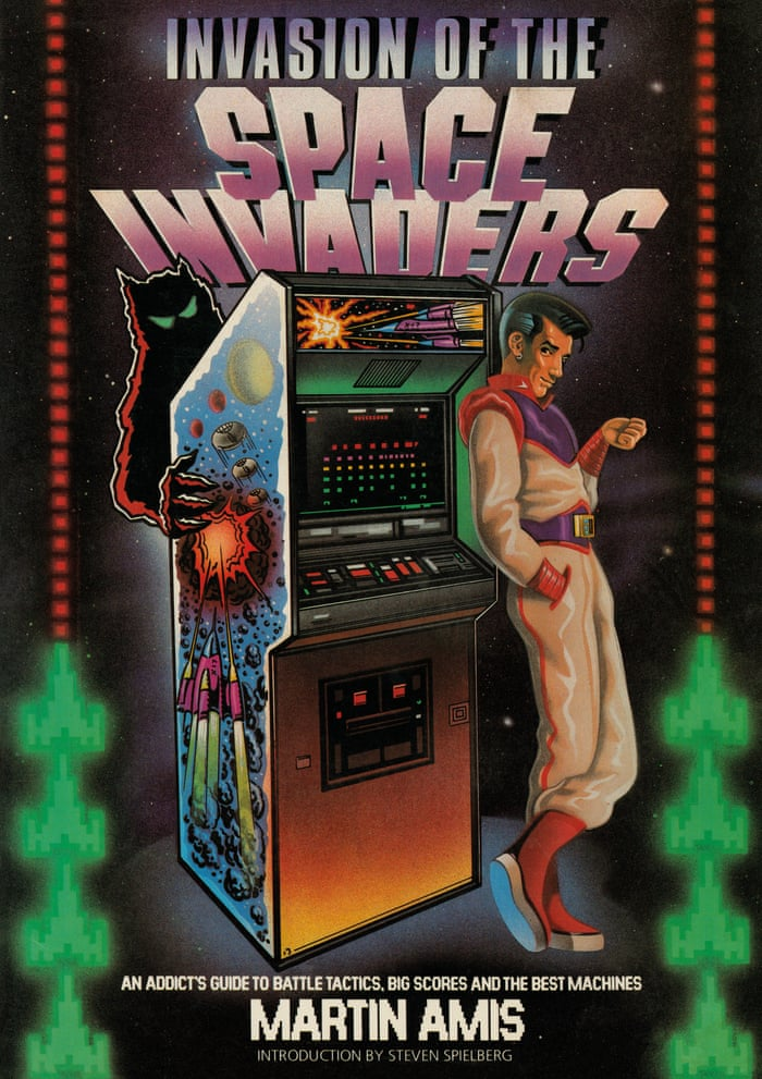 6dd27f26766 Martin Amis on Space Invaders  how games criticism was born