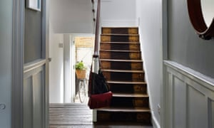Photograph of hallway