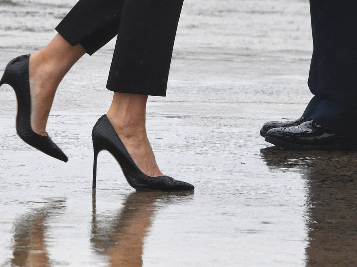 Listen to Japan's women: high heels need kicking out of the workplace |  Summer Brennan | The Guardian