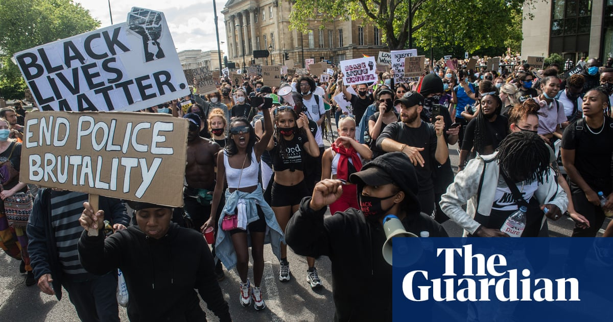 George Floyd case reignites calls to tackle racial injustice in UK policing