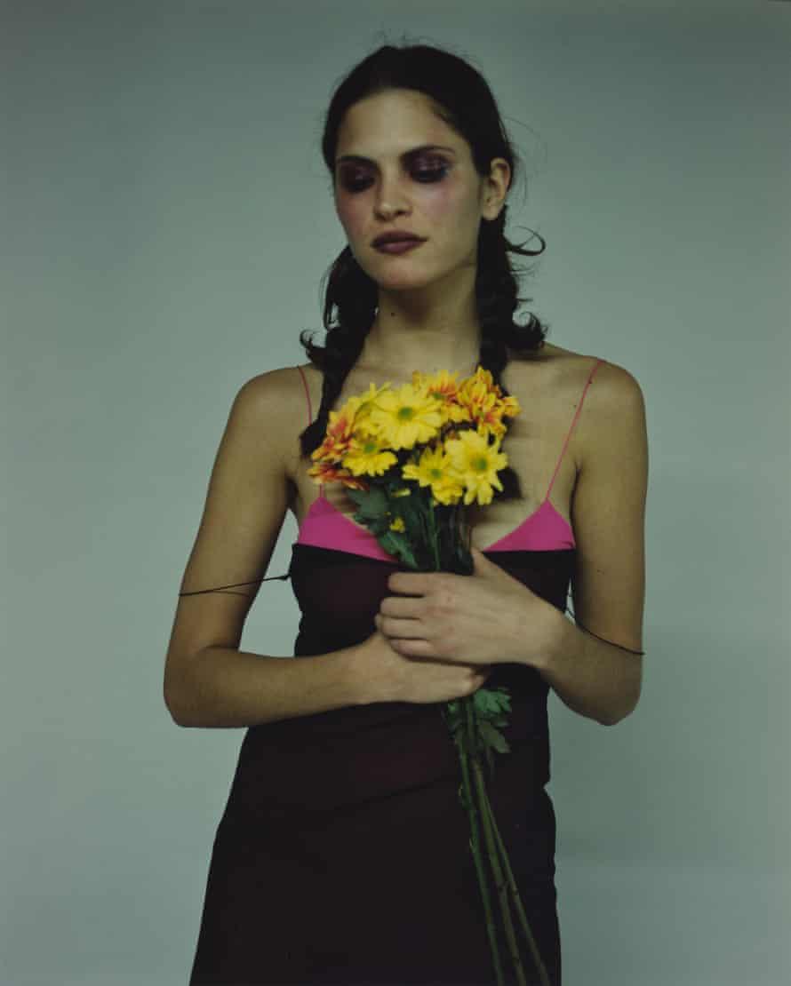 A Davide Sorrenti shot for Detour, 1996.