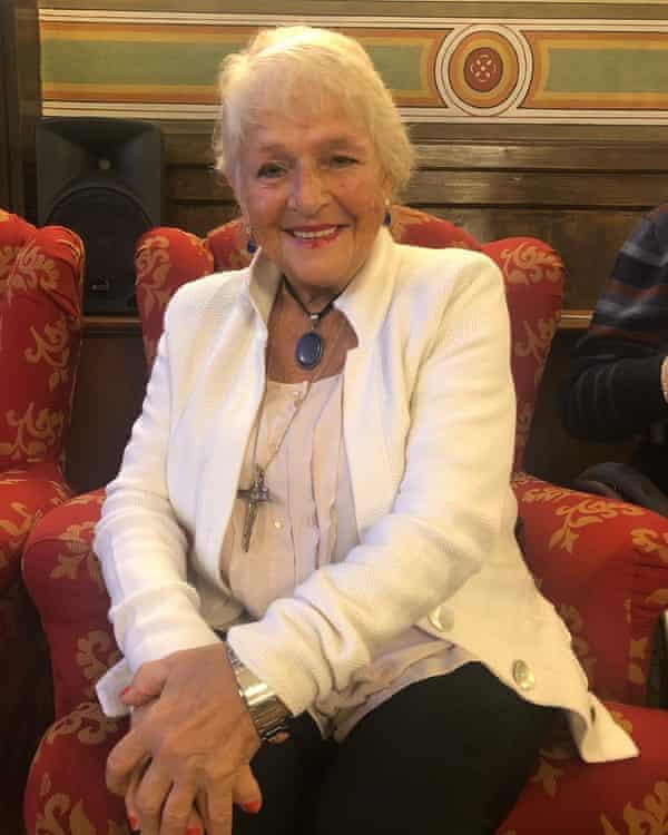 Retired mezzo-soprano Irena Domowicz.