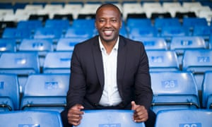 Michael Johnson: 'I've been blessed to help several clubs but to do it for the country of Guyana would be life-changing.'