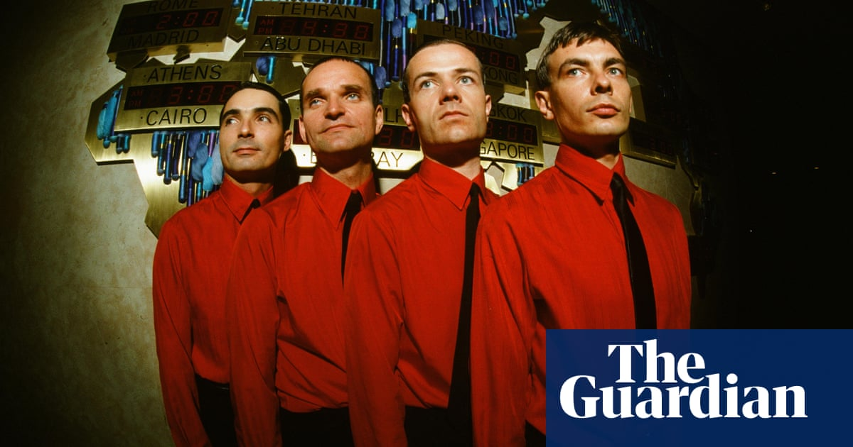 Kraftwerk by Uwe Schütte review – a band that saw the future