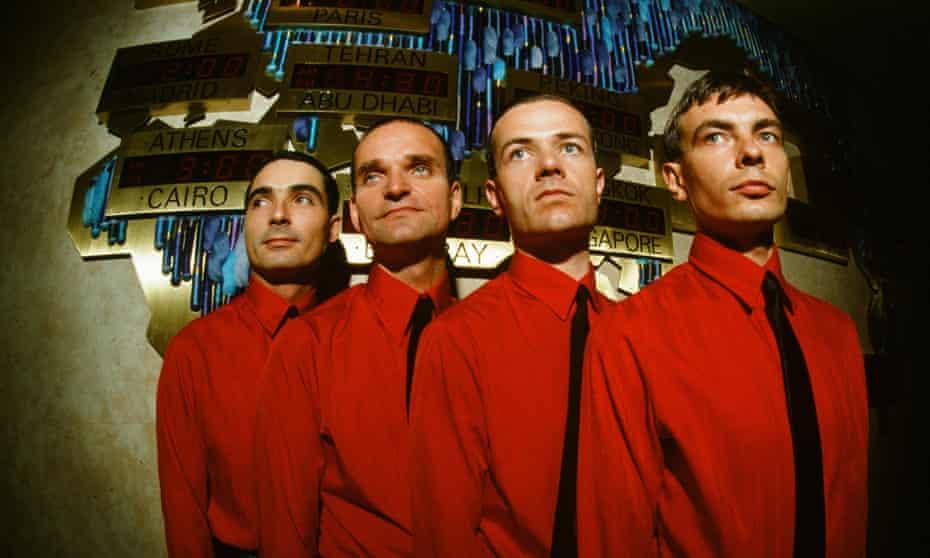 Kraftwerk in 1981.