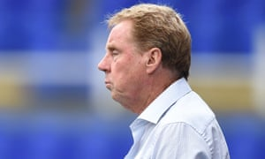 In his last Birmingham press conference Harry Redknapp made 19 references to his position being 'difficult' or 'hard' and mentioned injuries 21 times.