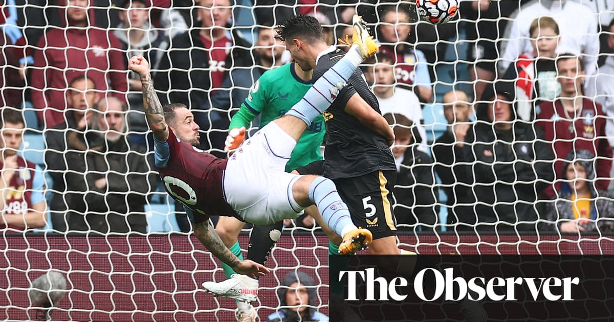 Danny Ings' spectacular volley lights up Aston Villa's win over Newcastle