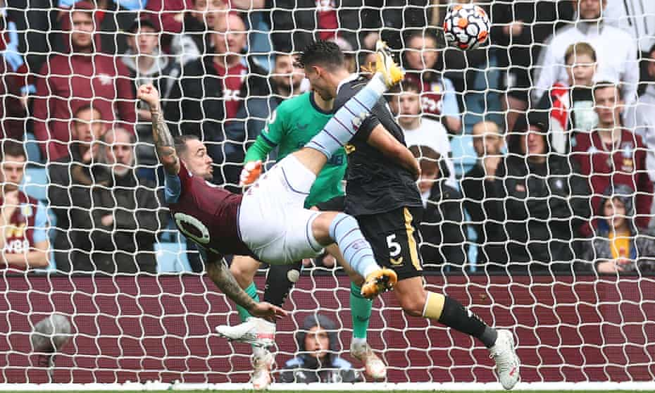 Danny Ings has enjoyed a spectacular start to the season for Aston Villa.