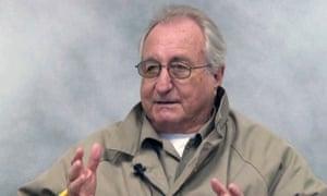 Bernie Madoff Financier Behind Largest Ponzi Scheme In History Dies In Prison Bernard Madoff The Guardian
